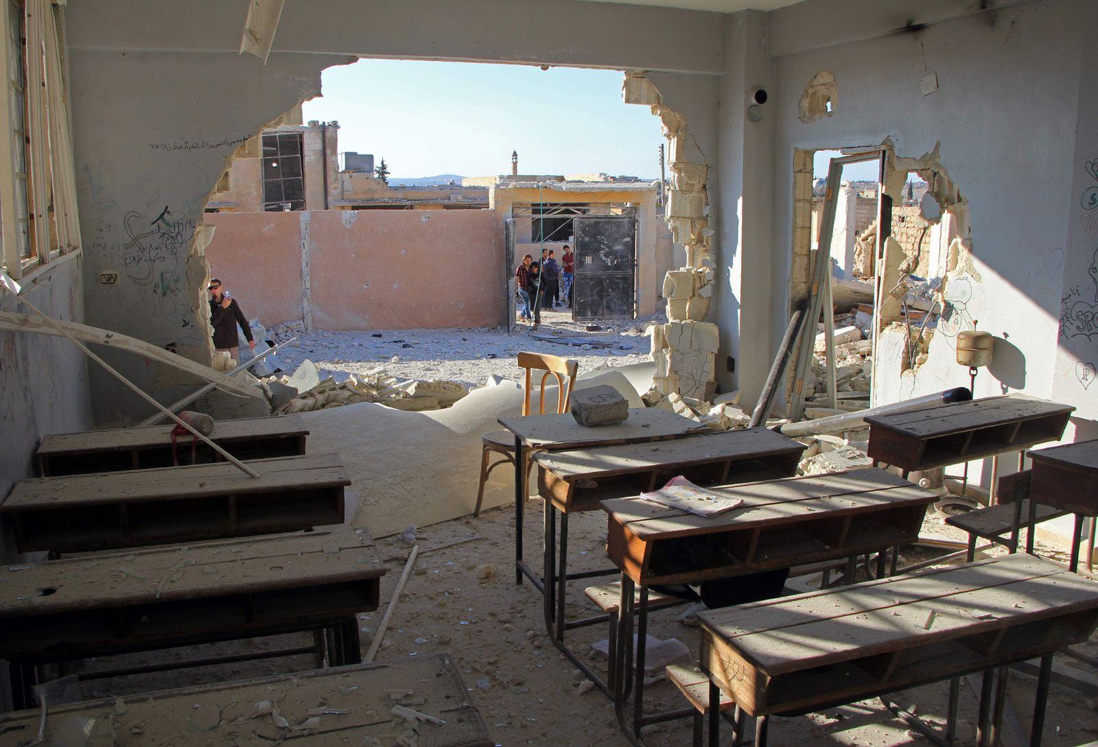 Syrien/Schule