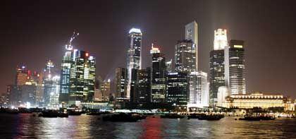 Singapur: Internet mit Handy aber ohne VoIP