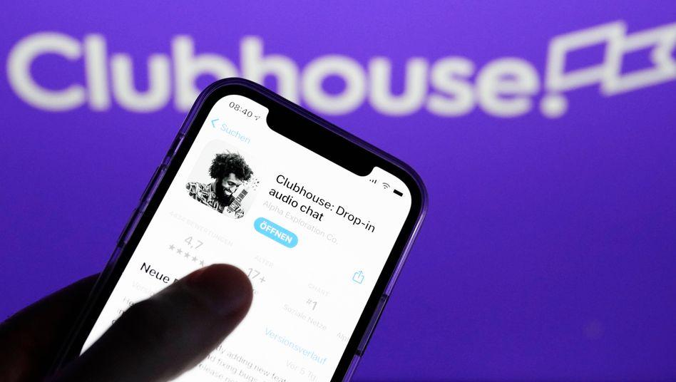 App von Clubhouse: Mängel beim Datenschutz?