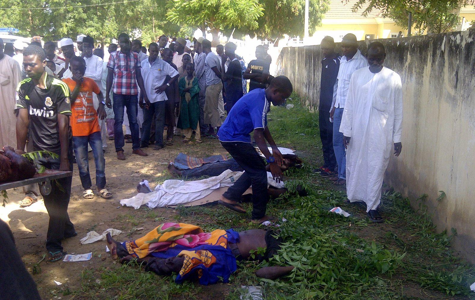 Nigeria Violence Boko Haram
