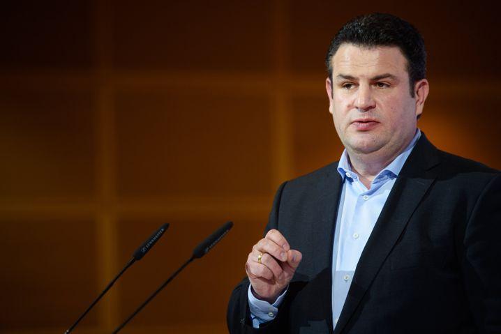 Arbeitsminister Hubertus Heil (Archiv): Mehrere Vorschläge waren nötig