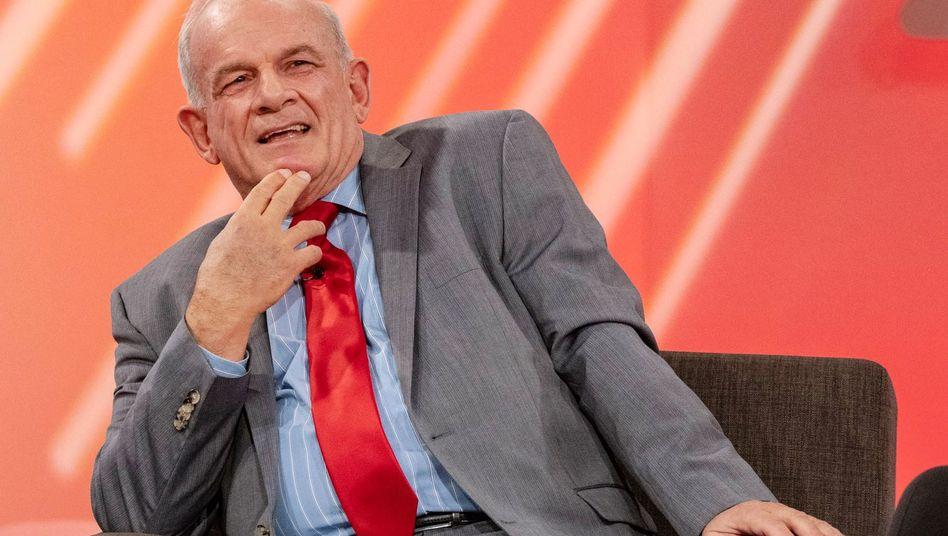"""Peter Hahne bei """"Maischberger"""""""