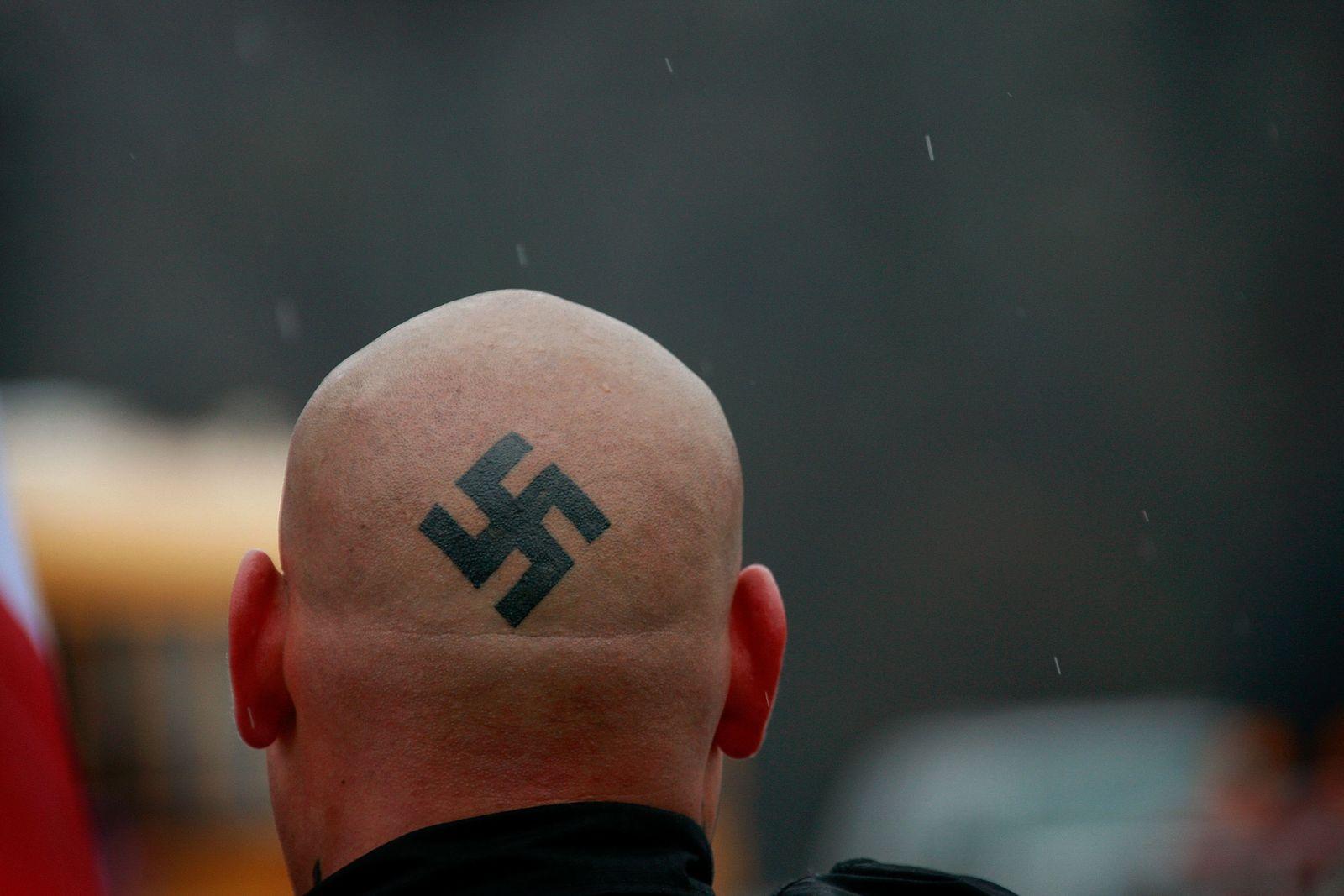SYMBOLBILD Neo Nazi