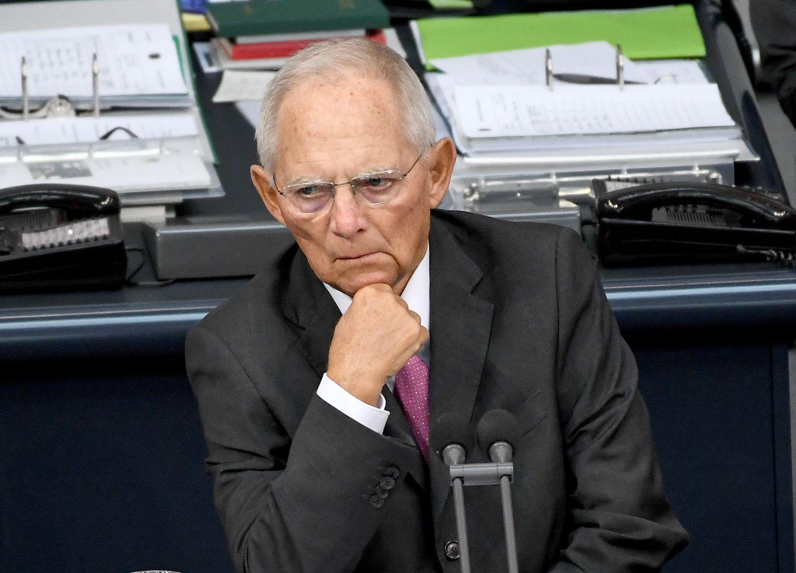 Lage Schäuble