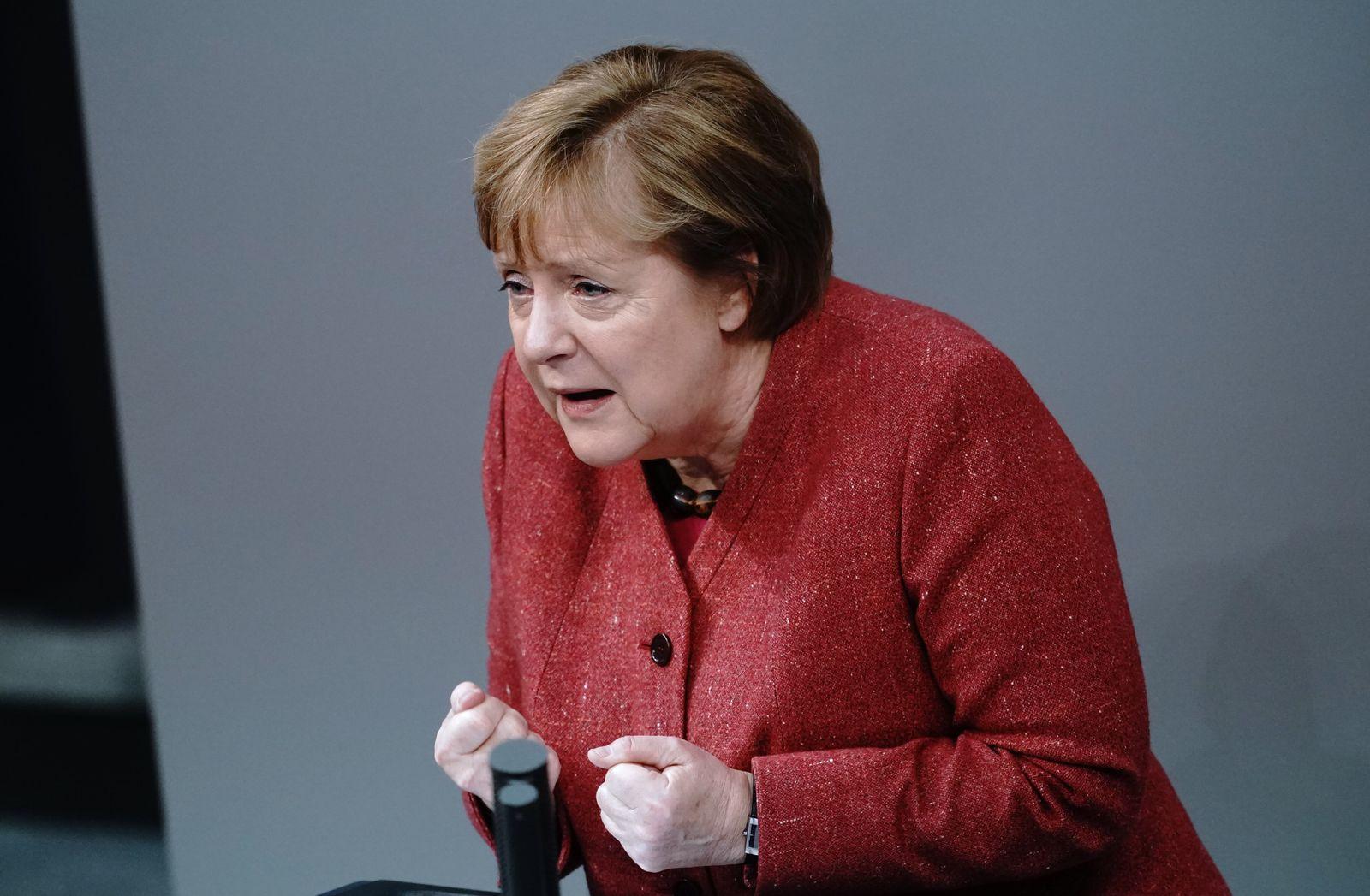 Bundestag - Fortsetzung der Haushaltswoche
