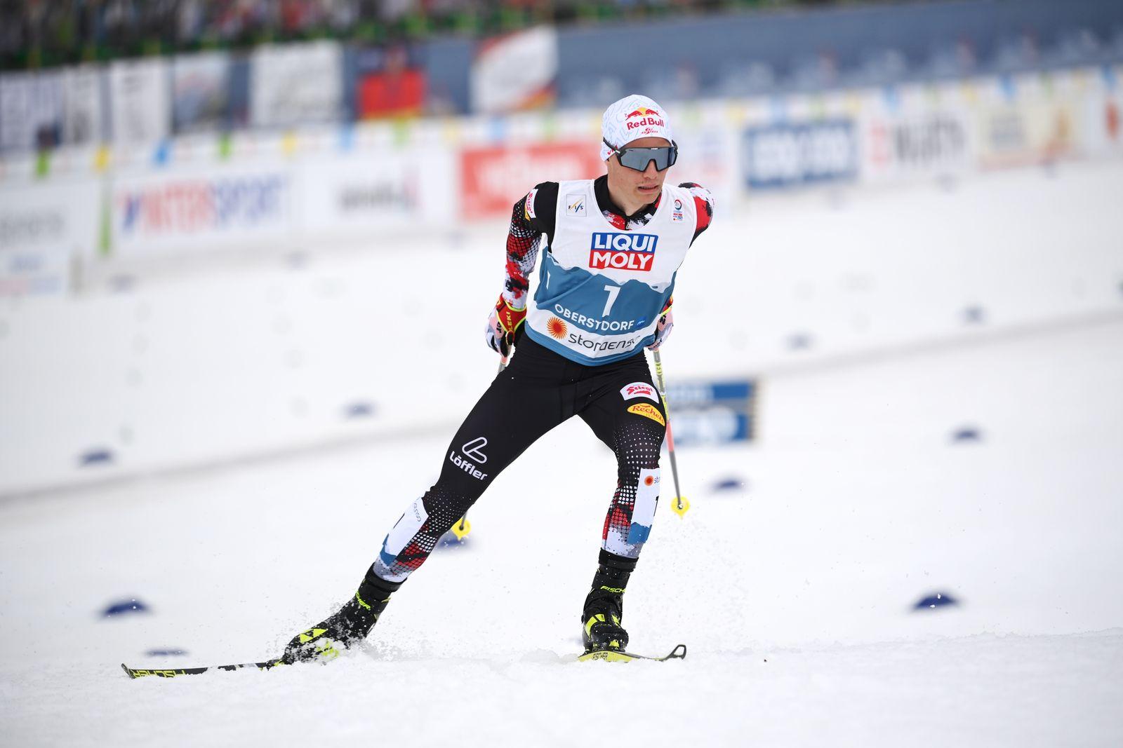 FIS Nordic World Ski Championships Oberstdorf - Men's Nordic Combined Gundersen Large Hill HS137/10.0 Km