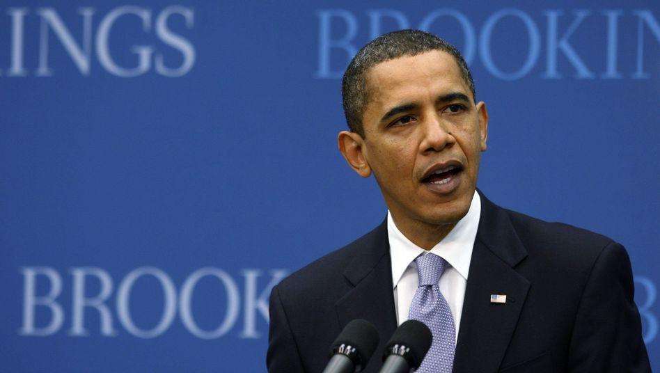 """US-Präsident Barack Obama: """"Das ist ein bewusst gewählter Zeitpunkt"""""""