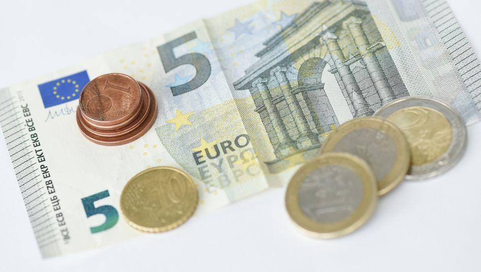Kommissionsvorschlag: Mindestlohn soll offenbar unter 10 Euro bleiben