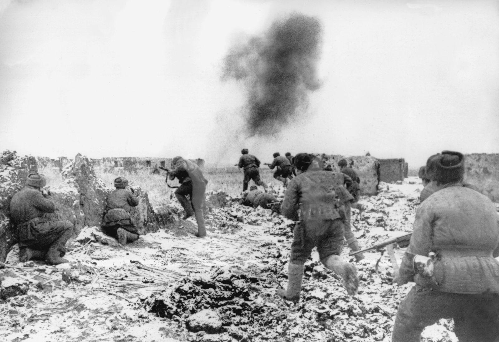 Wehrmacht / Ostfront / Stalingrad