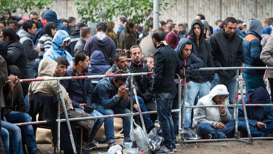 Flüchtlingskrise: Kabinettbeschließt neues Asylgesetz