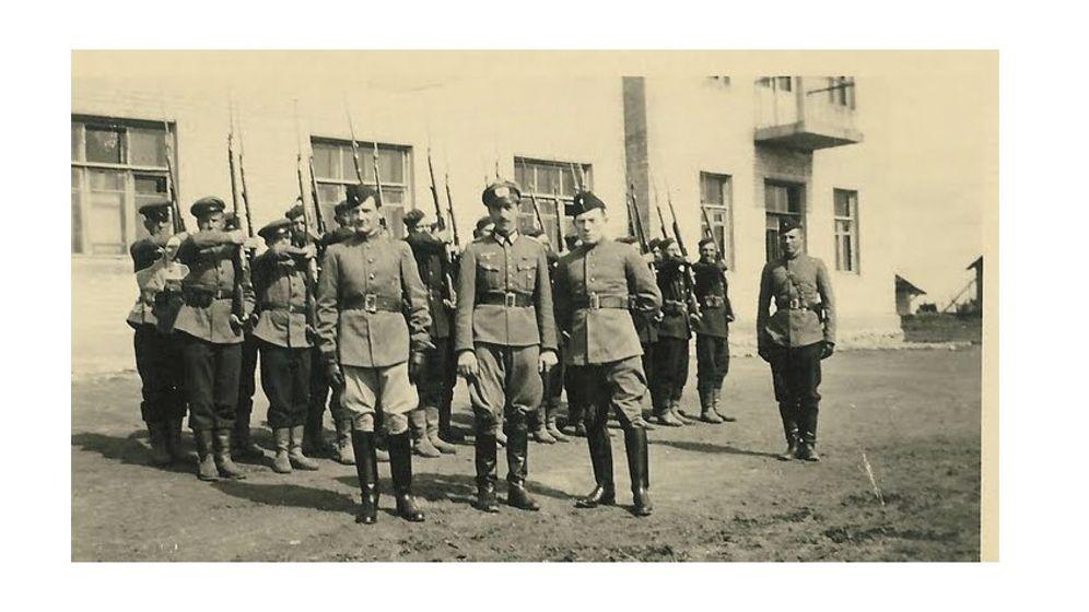 Sonderverband Graukopf: Hitlers vergessene Geheimtruppe