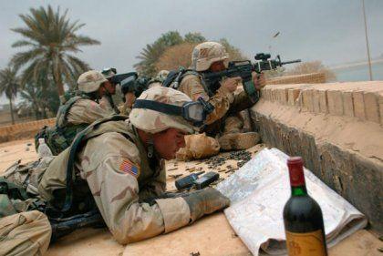 "GIs im Irak-Krieg: ""Ultimate sacrifice"""