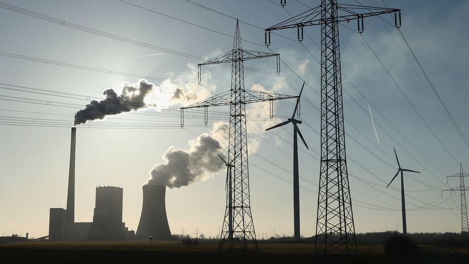 Kohlekraftwerk: Ökostromumlage könnte Industrie Milliarden kosten