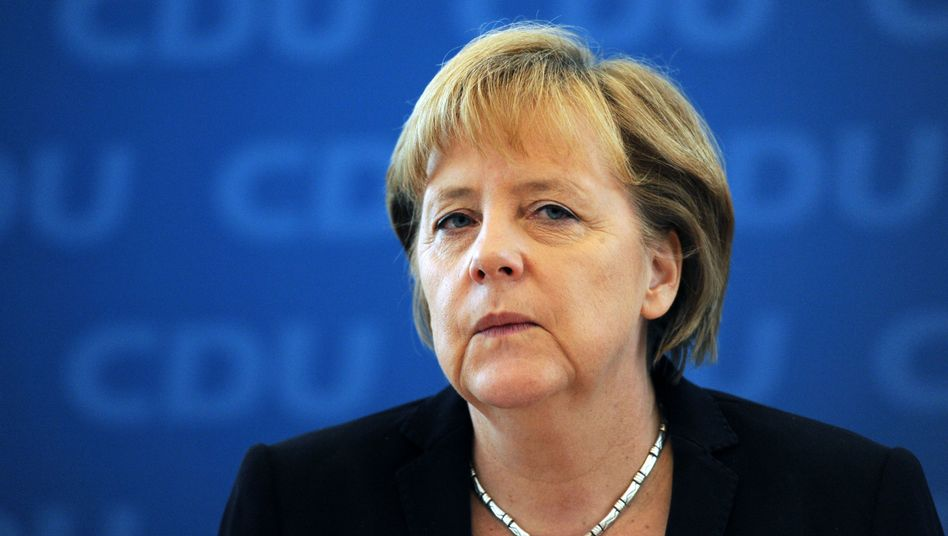 German Chancellor Angela Merkel faces a second vote on the rescue fund on Wednesday.