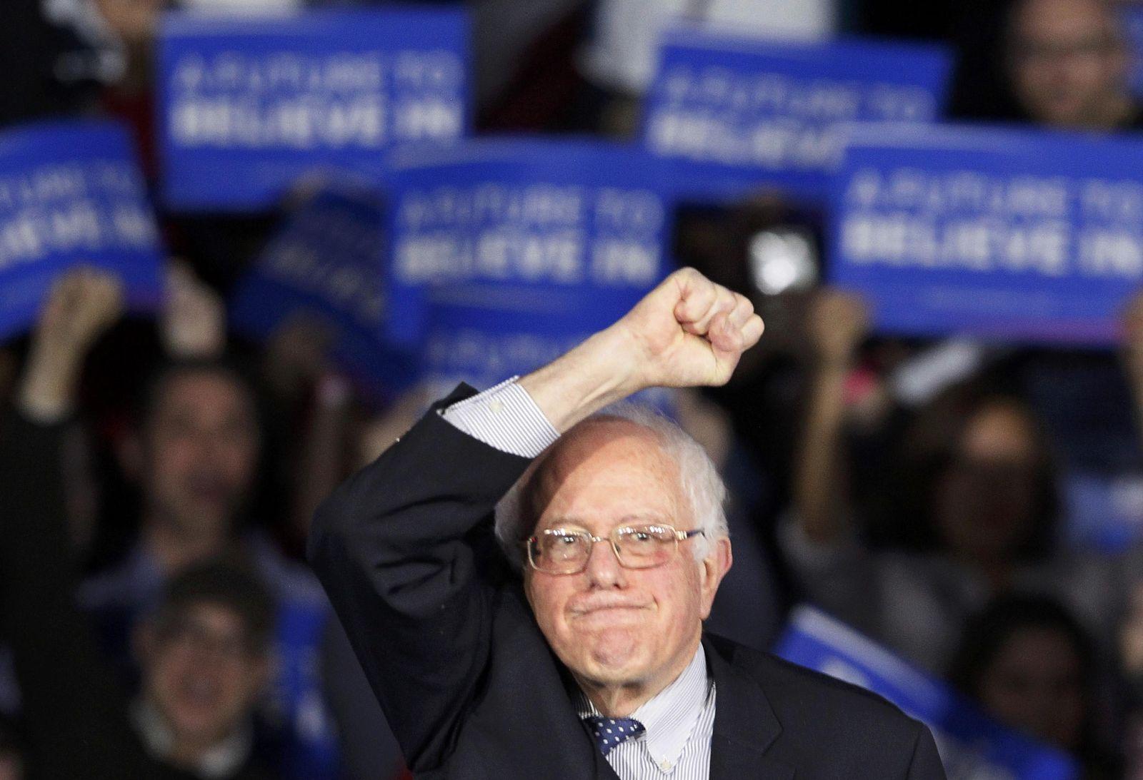 Bernie Sanders / Iowa