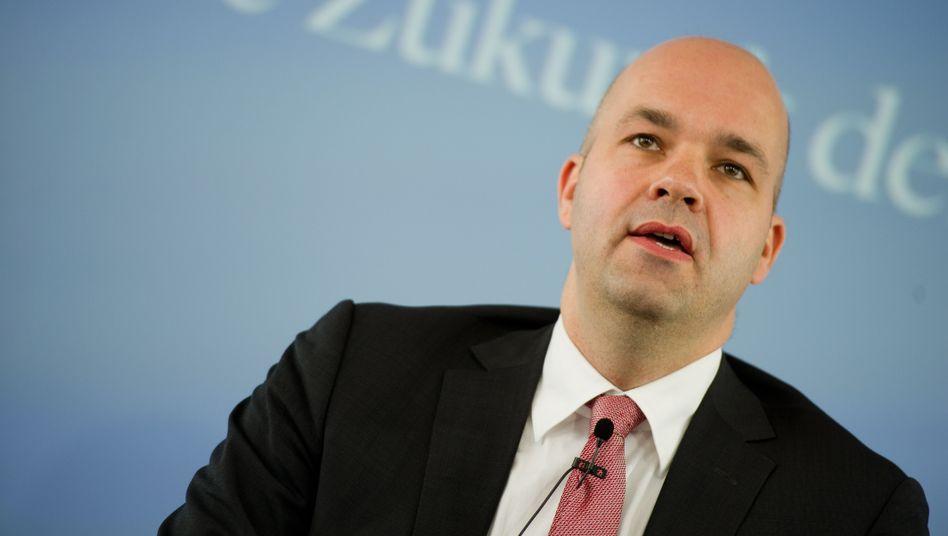 Marcel Fratzscher, Präsident des Deutschen Instituts für Wirtschaftsforschung