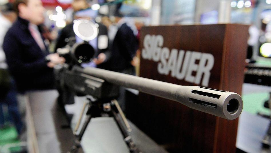 Präzisionsgewehr SSG 3000: Hightech-Killer aus Deutschland