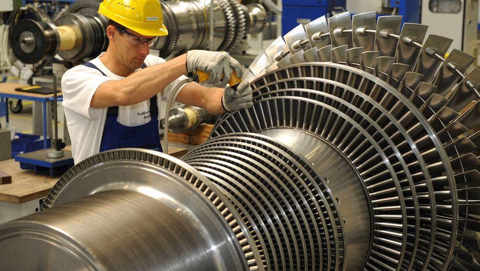 Maschinenbau in Deutschland: Langfristig drohen Jobverluste