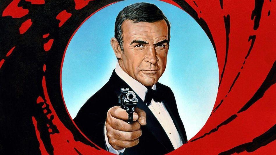 """Sean Connerys letzter Auftritt als James Bond: """"Sag niemals nie"""""""
