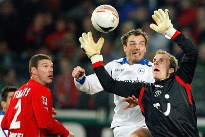 """96-Torwart Enke: """"Lust auf die sportliche Herausforderung"""""""