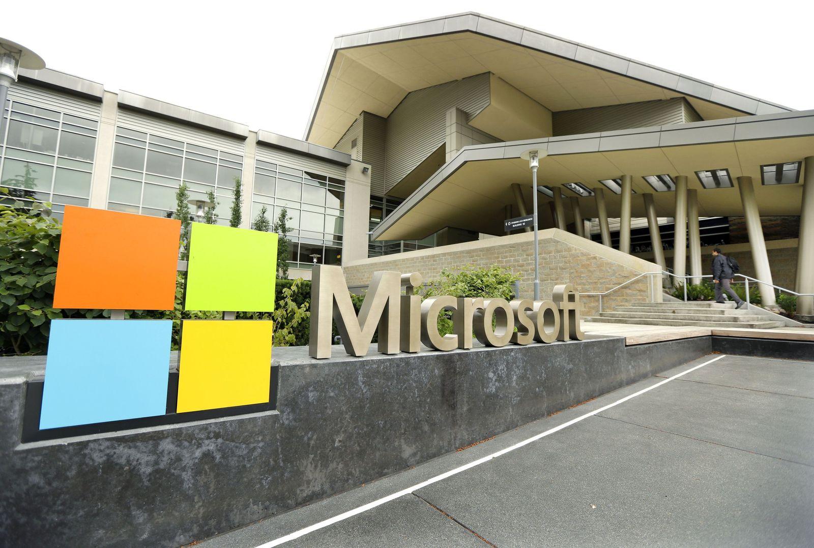 Microsoft Hauptquartier