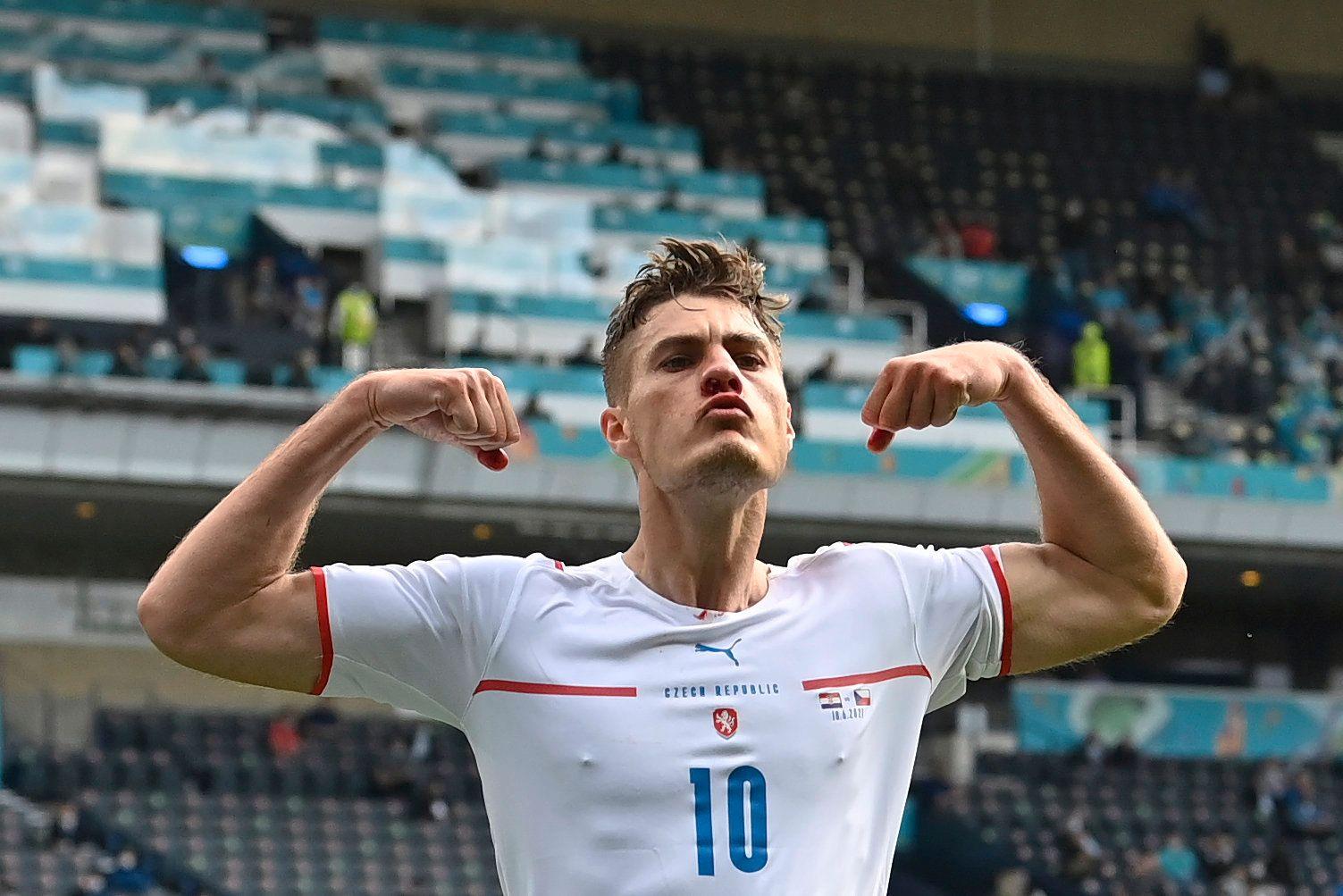 Britain Croatia Czech Republic Euro 2020 Soccer