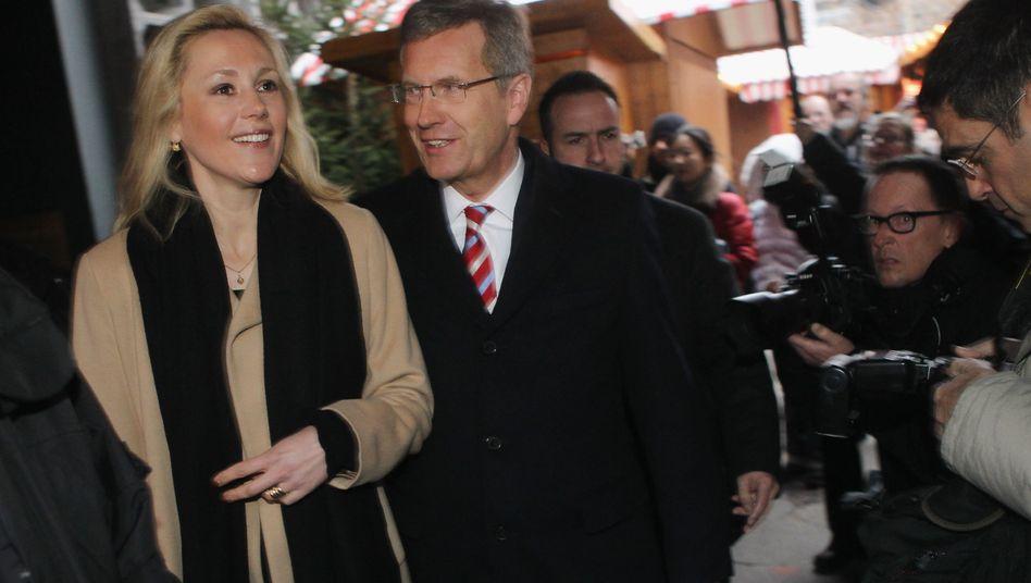 Ehepaar Wulff: Die Sitzung des Ältestenrats dauerte keine Viertelstunde