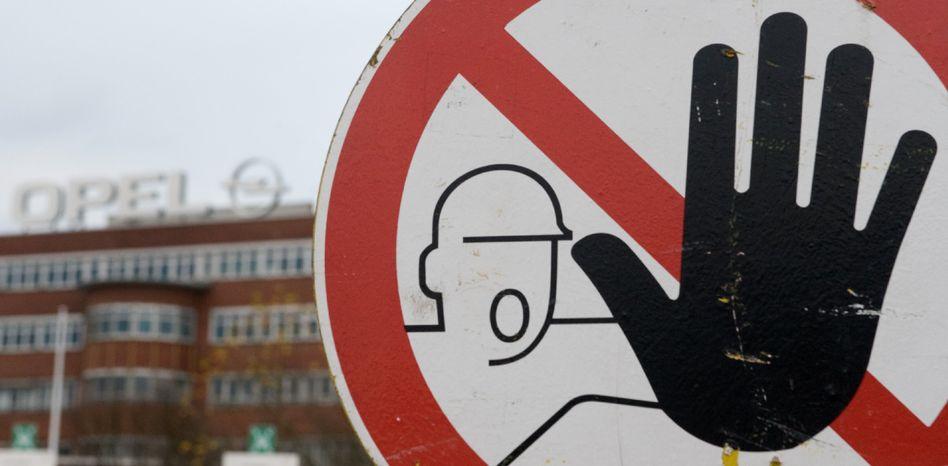 Opel-Werk in Bochum: Spannungen zwischen GM-Führung und deutschen Arbeitnehmern