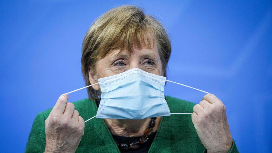 Niedrigschwellige Nachvollziehbarkeit? Angela Merkel