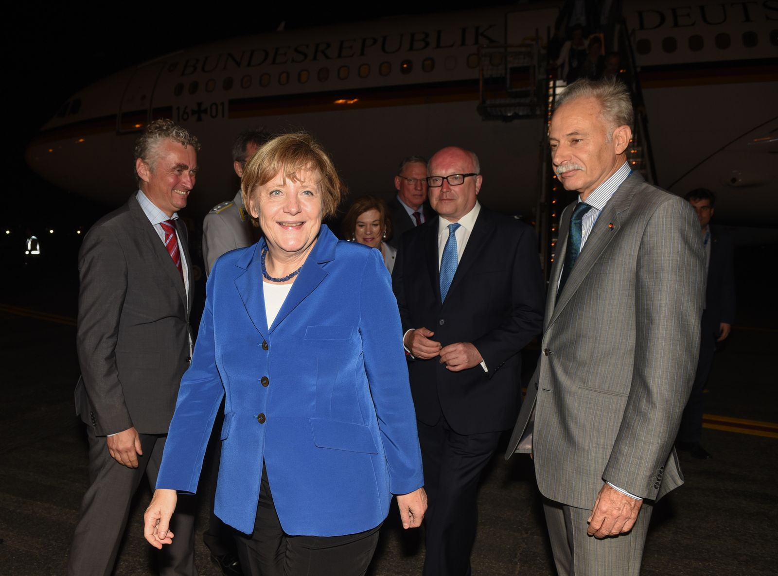 Angela Merkel/ G20/ Brisbane
