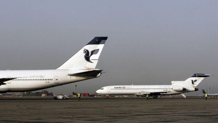 Boeing und Airbus: Großbestellungen aus Teheran