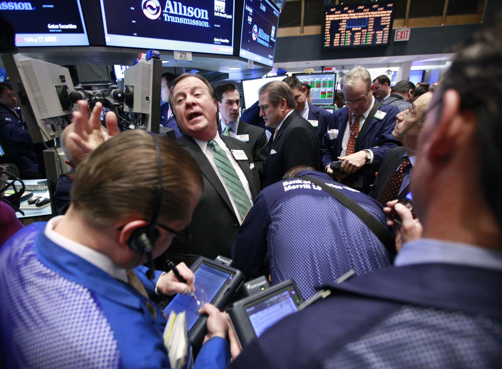 NYSE / Börse New York