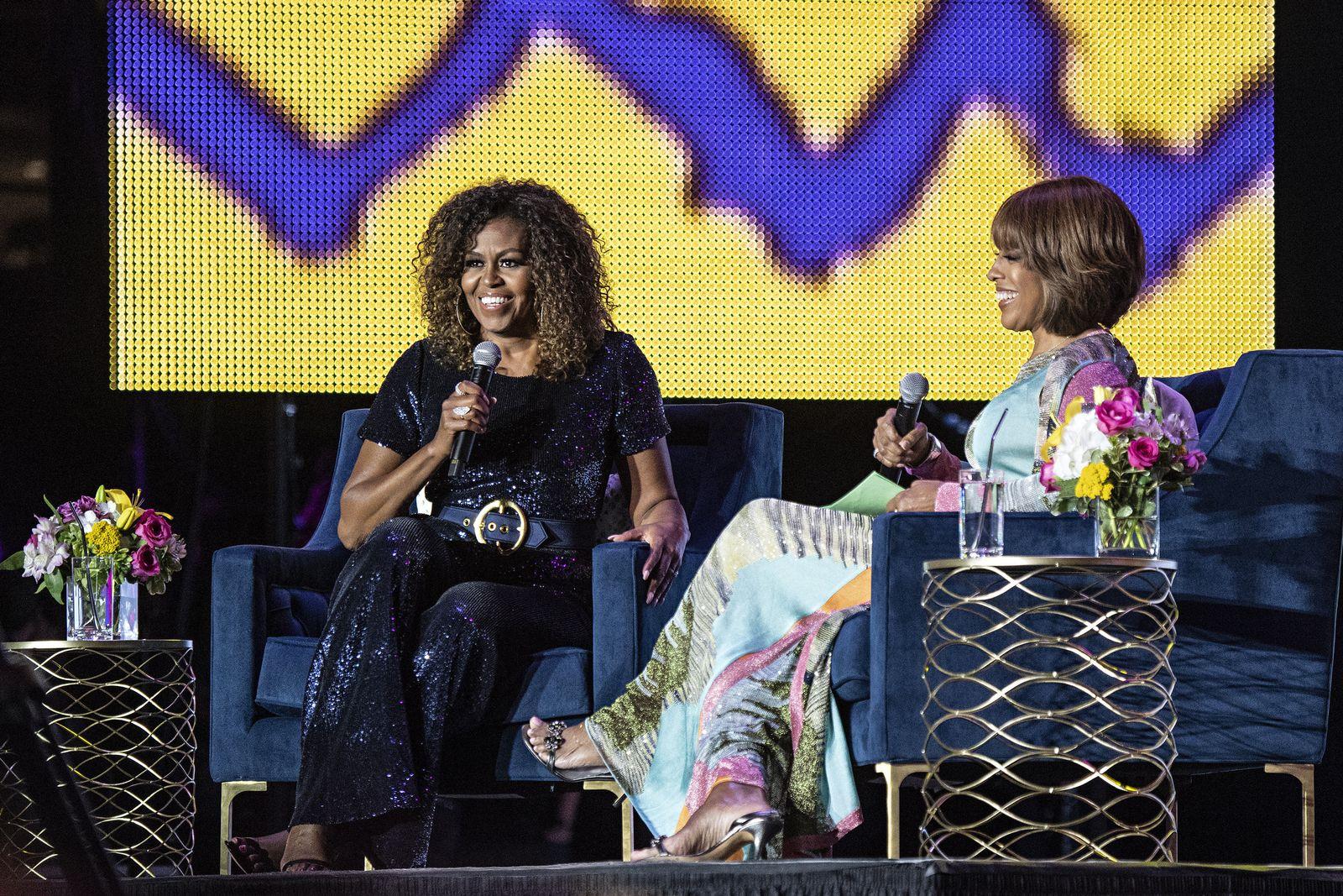 Essence Festival/ Michelle Obama