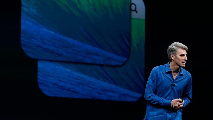 Apple-Event WWDC: Röhrenrechner und Schnellfunker
