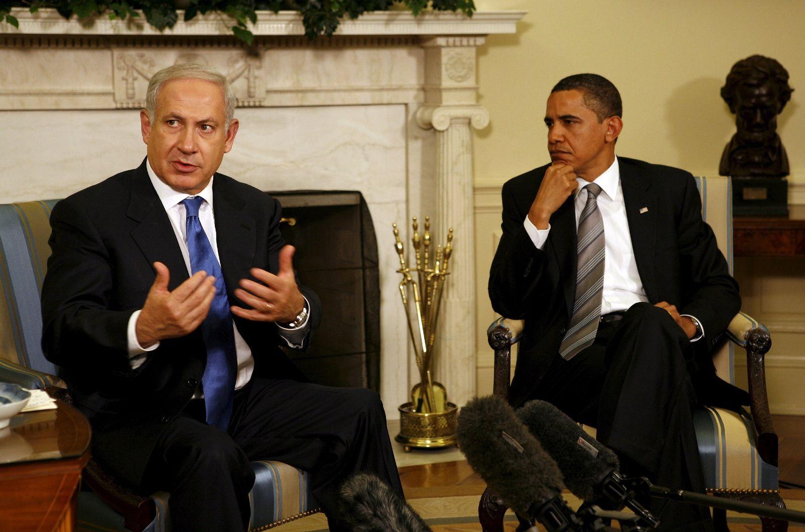 Netanjahu / Obama