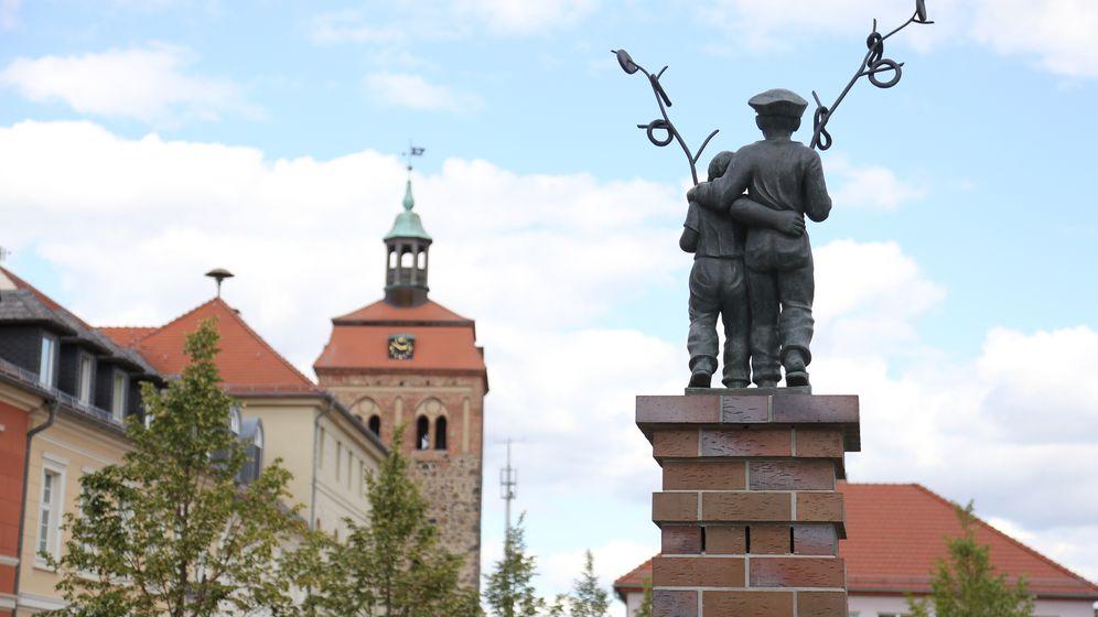 Wahl in Brandenburg: Spurensuche in Luckenwalde