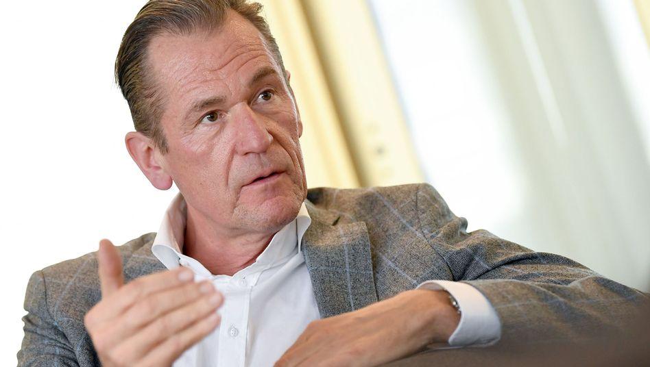 Mathias Döpfner, Vorstandsvorsitzender von Axel Springer SE