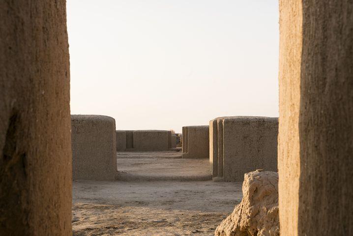 Ruinen von Gonur Depe