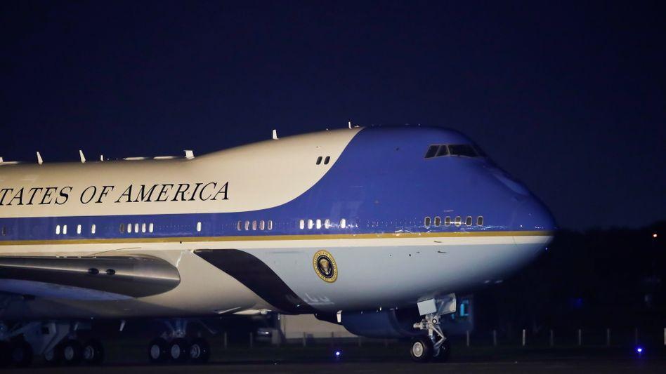 US-Präsidentenmaschine Air Force One