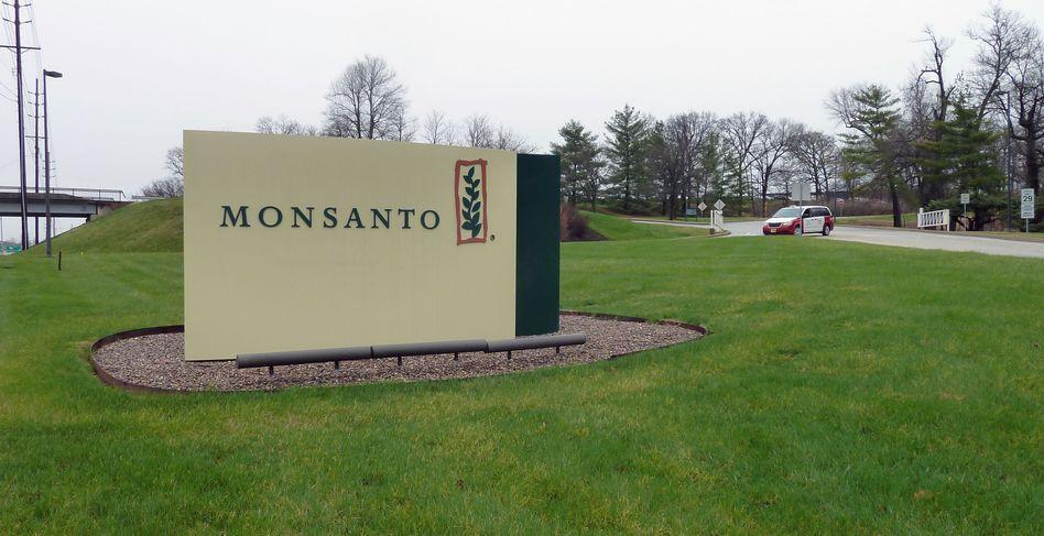 Monsanto-Hauptquartier in Missouri (Archivbild): Dicamba wurde von Monsanto entwickelt