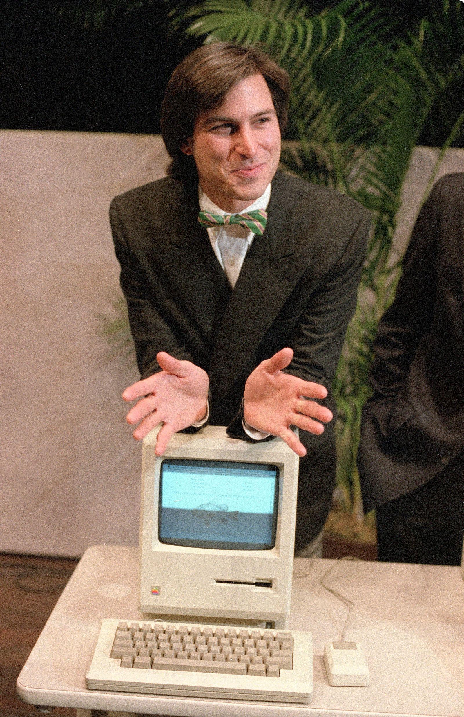 Macintosh Steve Jobs