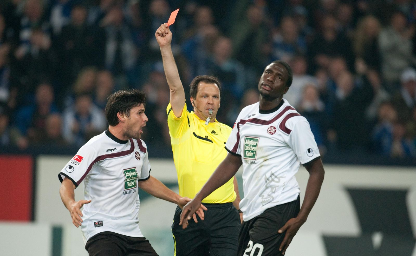 1. FC Kaiserslautern Rodnei Rot