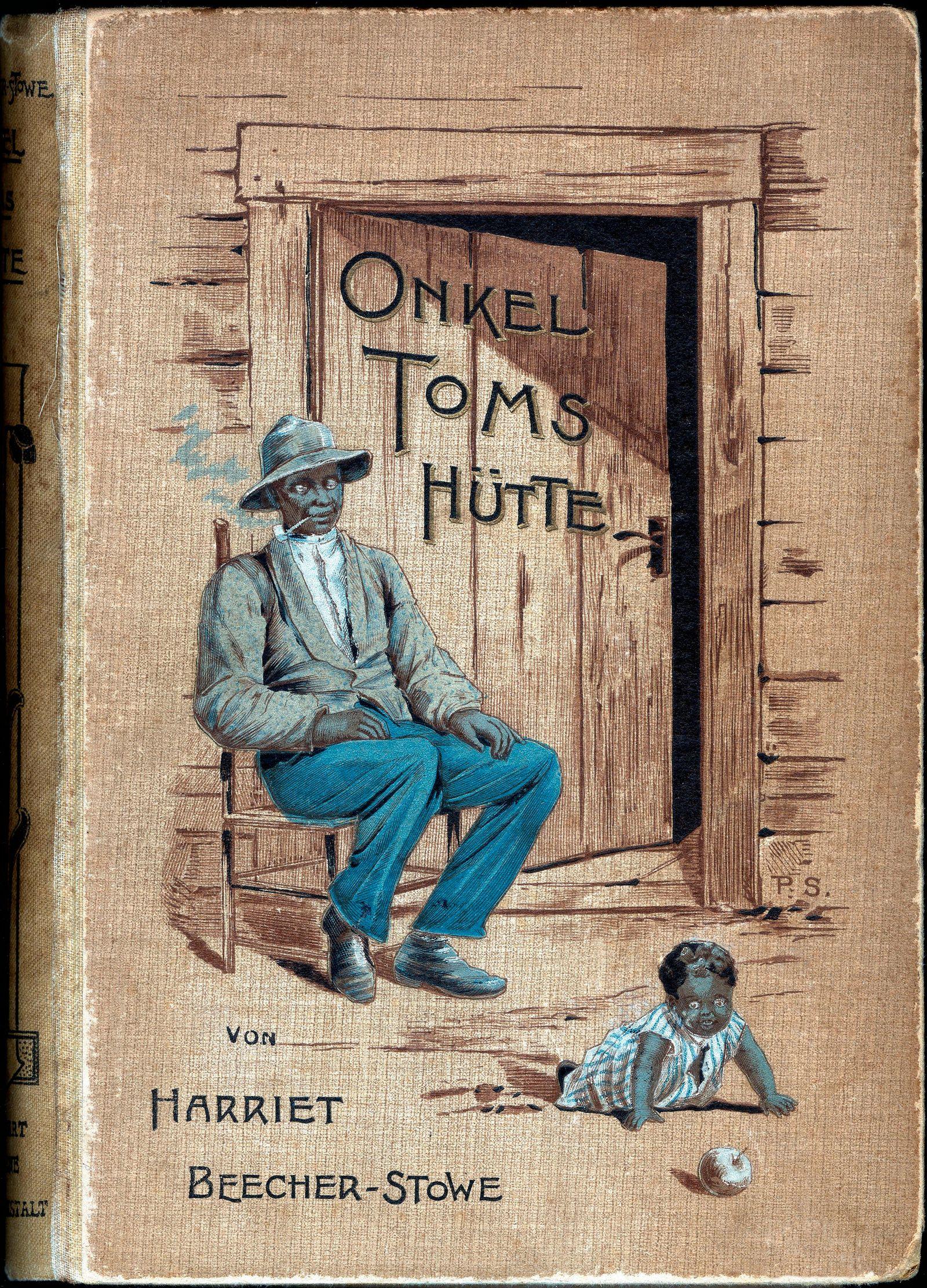 Harriet BEECHER-STOWE Oeuvres Onkel Toms Hutte (La case de l oncle Tom) de Harriet BEECHER-STOWE (1811-1896). Edition al