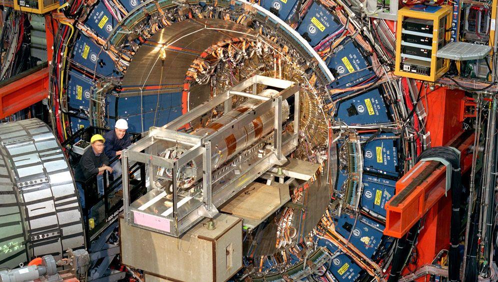 Teilchenbeschleuniger: Jagd nach neuen Kräften