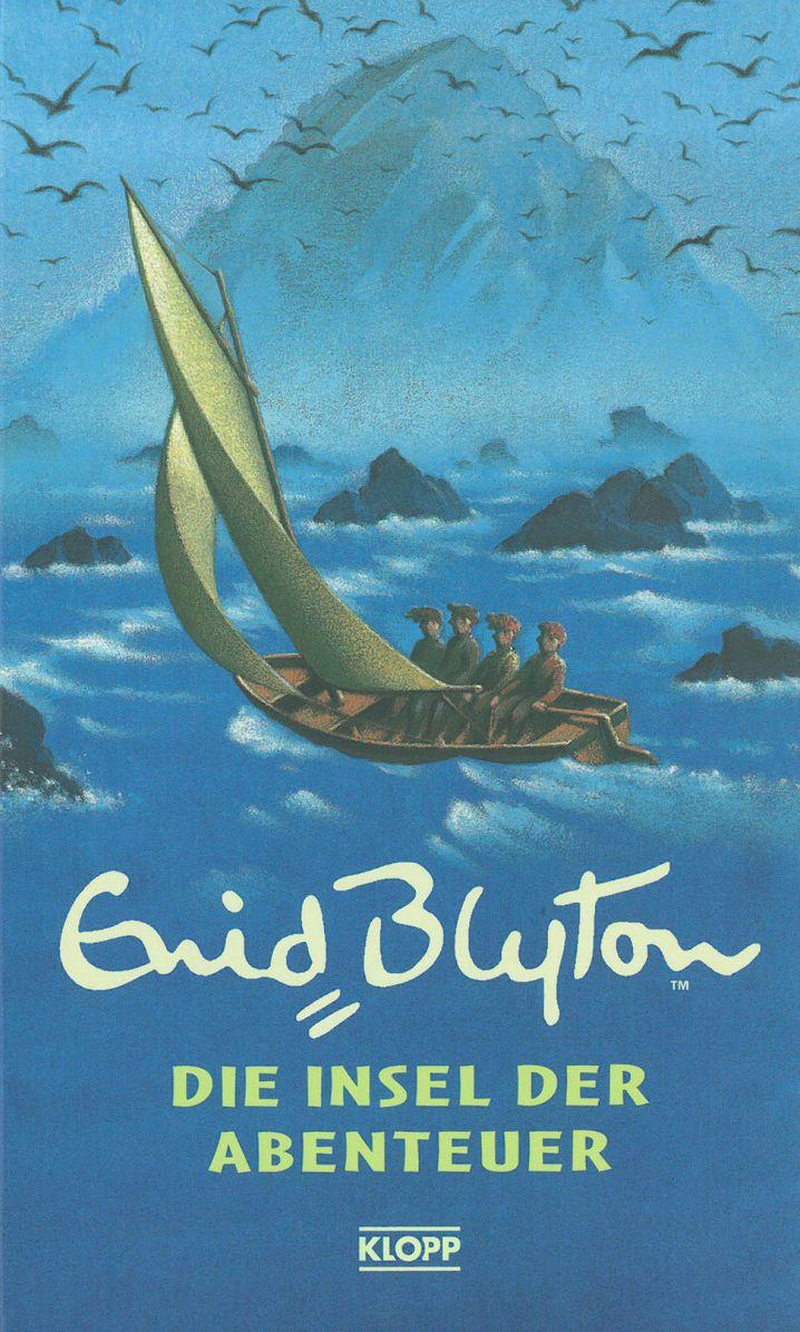 "Blytons ""Insel der Abenteuer"""