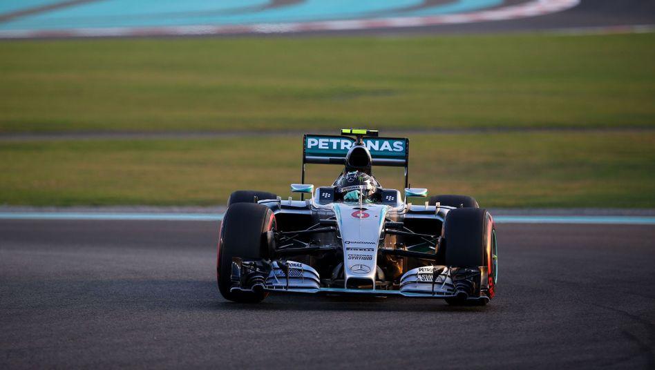 Formel-1-Pilot Rosberg: Siebte Poleposition der Saison