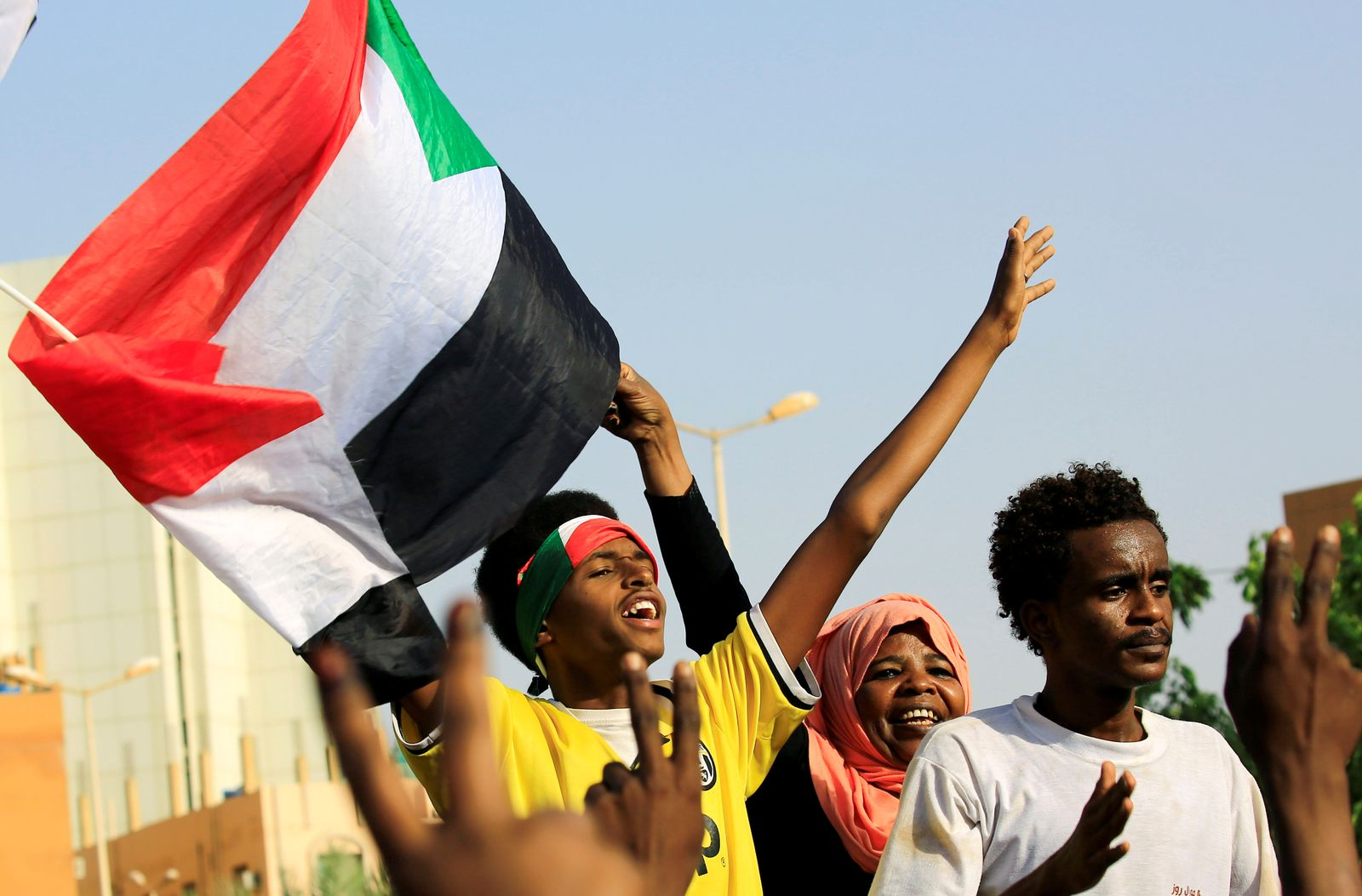 Sudan 5. Juli Einigung