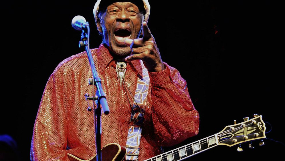 Rock'n'Roll-Pionier: Chuck Berry ist gestorben