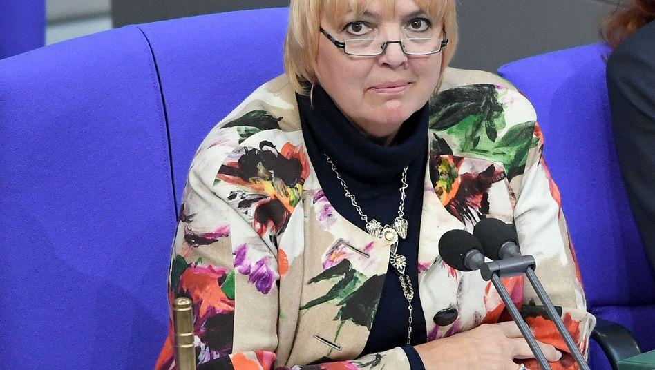 """Claudia Roth: """"Eine lange Liste versuchter Einschüchterungen"""""""