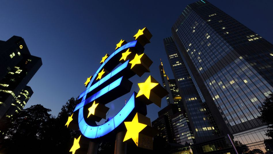 Germany remains opposed to relying on the European Central Bank to save the common currency.